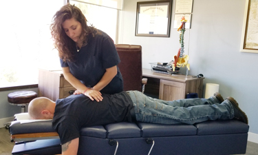 Chiropractic Care for Back Pain at Nurture Family Chiropractic